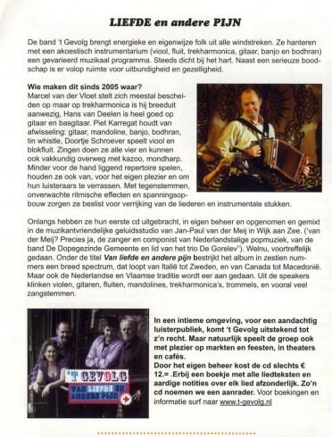 CD recensie Klank juni 2012